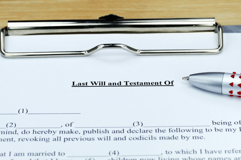 How Many Americans Have a Will? One Survey Says Only About 32%