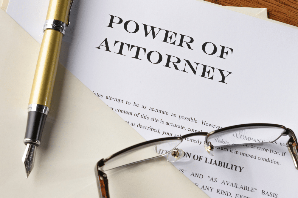 Who Are the Parties in a Power of Attorney?