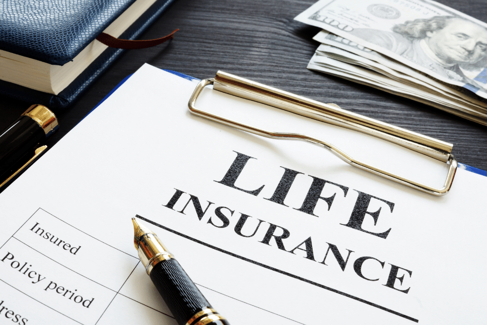 Life insurance policies are not impacted by Florida's descent and distribution laws.